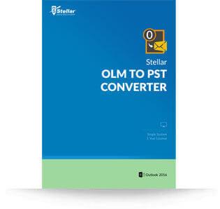 Stellar OLM to PST Converter