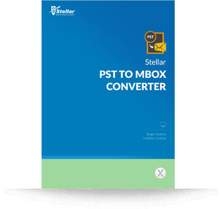 Stellar PST to MBOX Converter for Mac