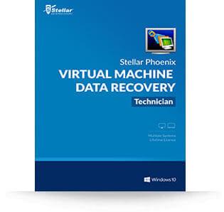 Stellar Virtual Machine Data Recovery
