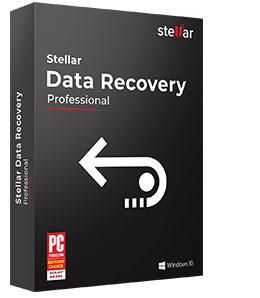 Stellar Windows Data Recovery Professional