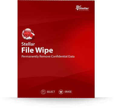 Stellar File Wipe
