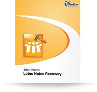 Stellar Lotus Notes Recovery