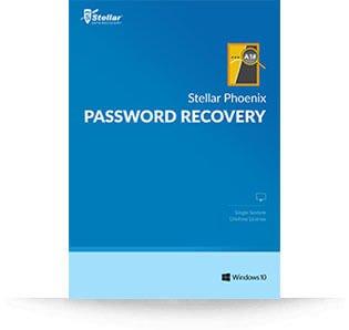 Stellar Windows Password Recovery