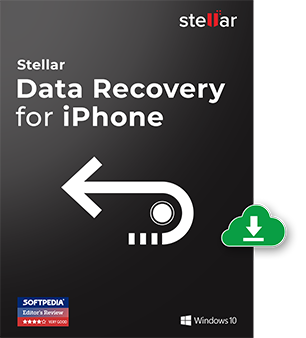 Stellar Data Recovery pour iPhone