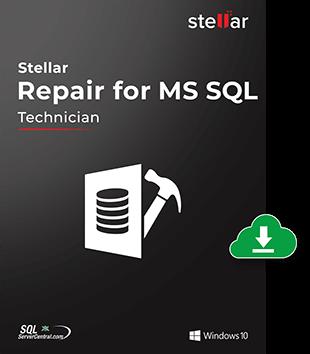Stellar Repair pour MS SQL